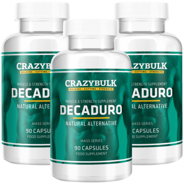 DecaDuro - Legal Deca Alternative For Sale