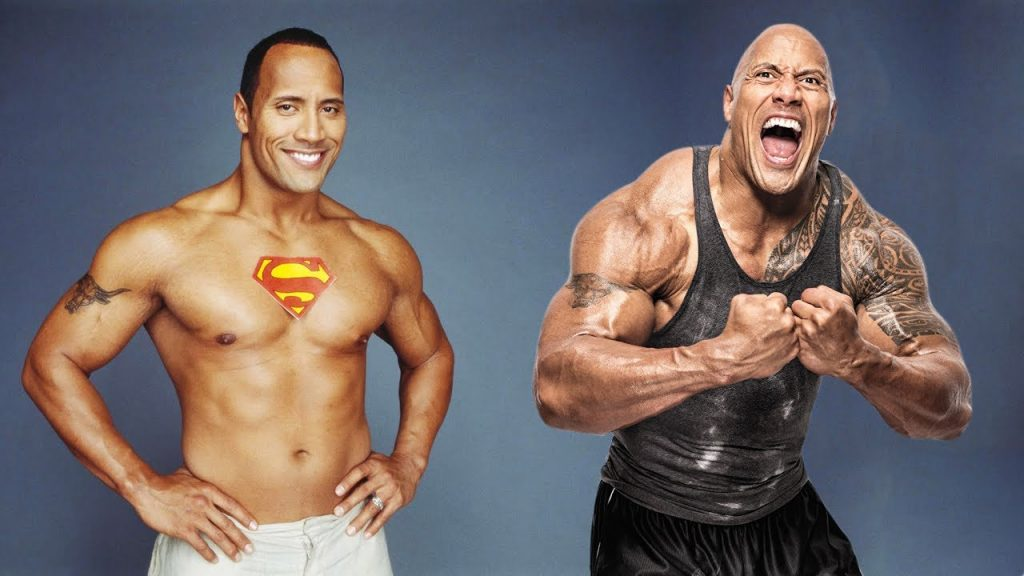 Dwayne Johnson rock