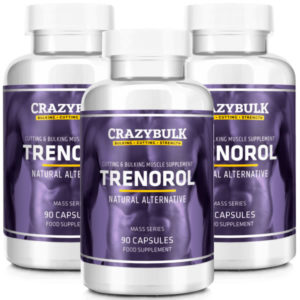Trenorol Legal Steroids by Crazy Bulk